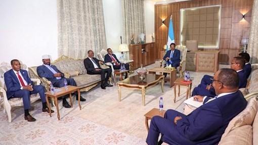 Dawlada Maraykanka Oo Ku Baaqday In La Sii Wado Wadahadalada Ku Saabsan Doorashada Somalia