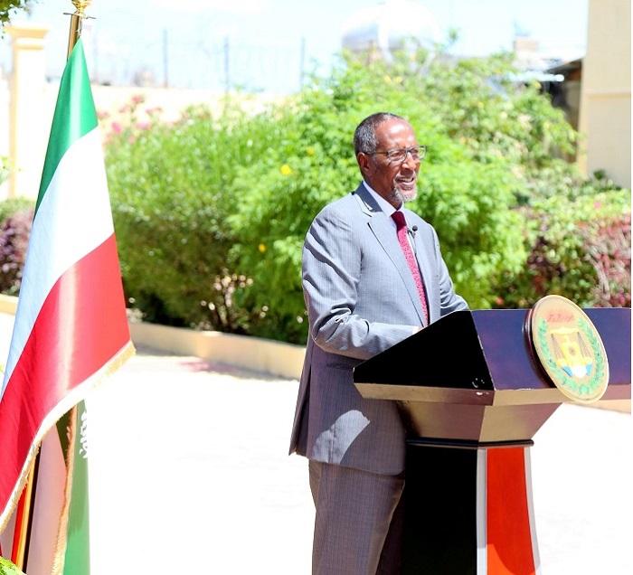 Madaxweynaha Somaliland Oo Shacbiga ku Hambalyeeyey 30 Guuradda ka Soo Wareegtay Madax-Bannaanida Qarannimada JSL Ee 18-May