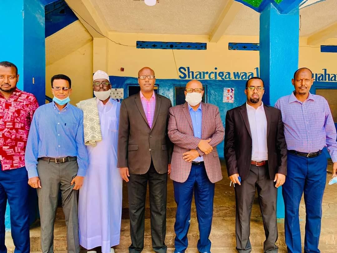 Maxkamada Gobolka Maroodi-Jeex Oo Damiin Ku Sii Daysay Musharixiintii ka xidhnaa xisbiyada mucaaradka Somaliland