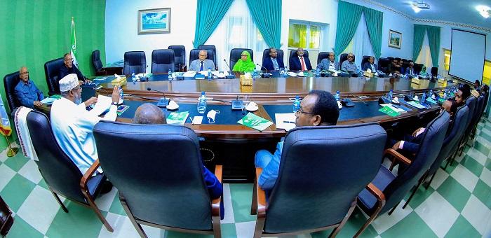 Xukuumada Somaliland Oo Sheegtay Inay Ka Xuntahay Haweenkii Xisbiyada Qaranka Iska Sharaxay Ee Aan Guulaysan
