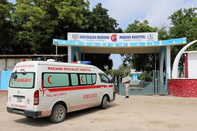 At least 15 killed in suicide bombing at army camp in Somalia – witness