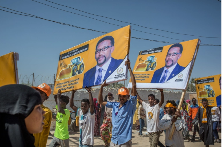Somaliland elections: Opposition parties win majority of seats