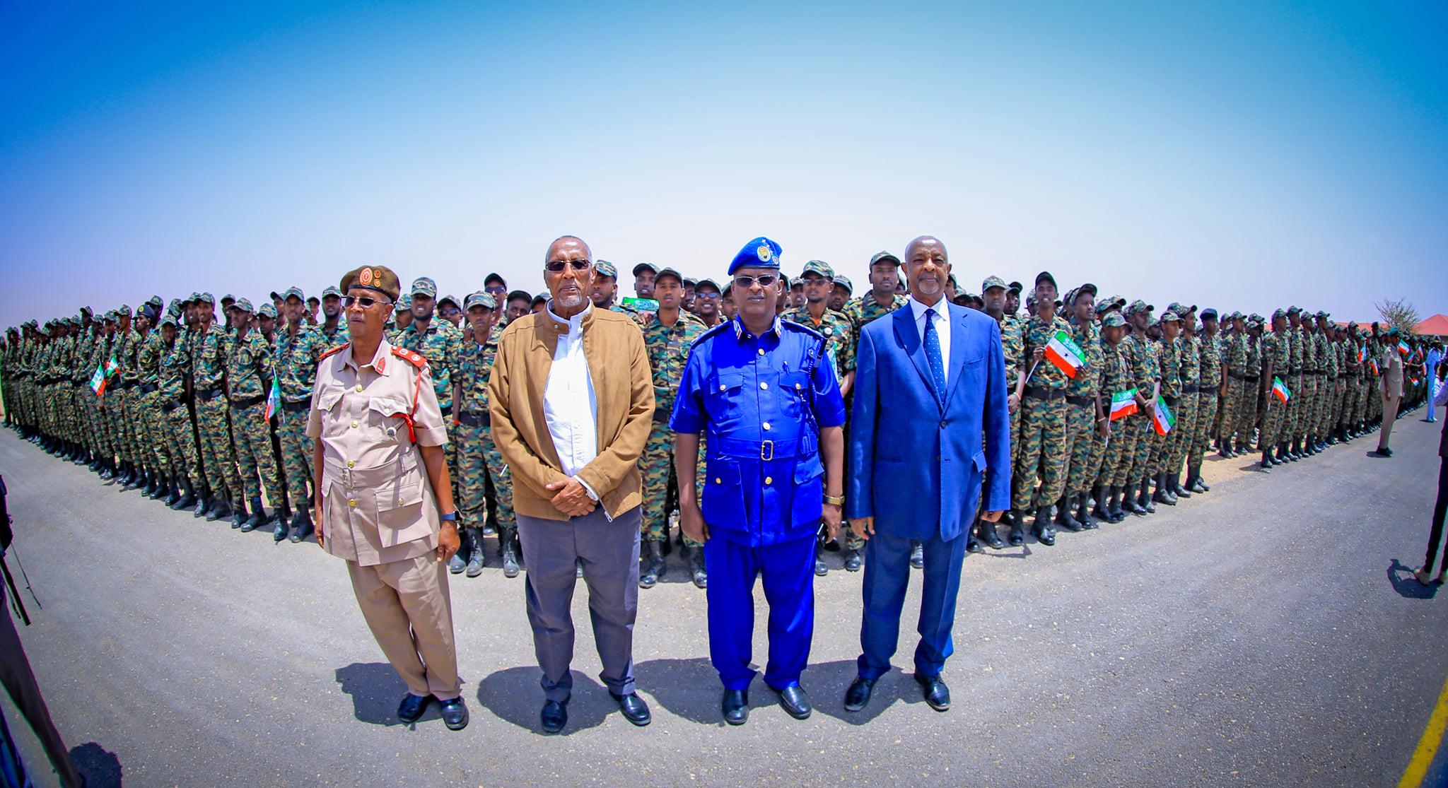 Madaxweynaha Somaliland Oo Ka Qayb-galay Xidhitaanka Dufcaddii Saddexaad Ee Barnaamijka Carbiska Shaqo Qaran