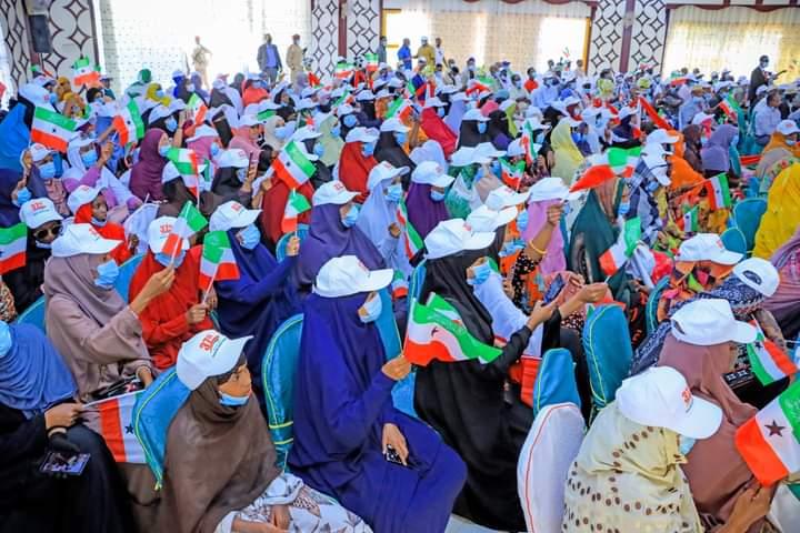 Madaxweynaha Somaliland Oo Ka Qaybgalay Xuska 37-Guurada Kasoo Wareegtay Maalinta Shuhadada SNM